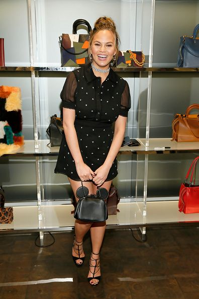 <p>At a celebration for Coach's Pre-Fall 2016 Collection. </p>