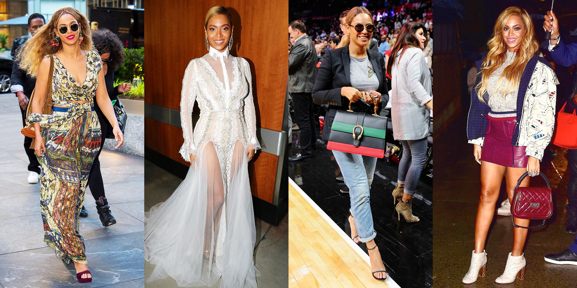 b3a61b17404 Beyonce s Best Style Moments - 50+ Best Beyoncé Knowles Fashion Moments