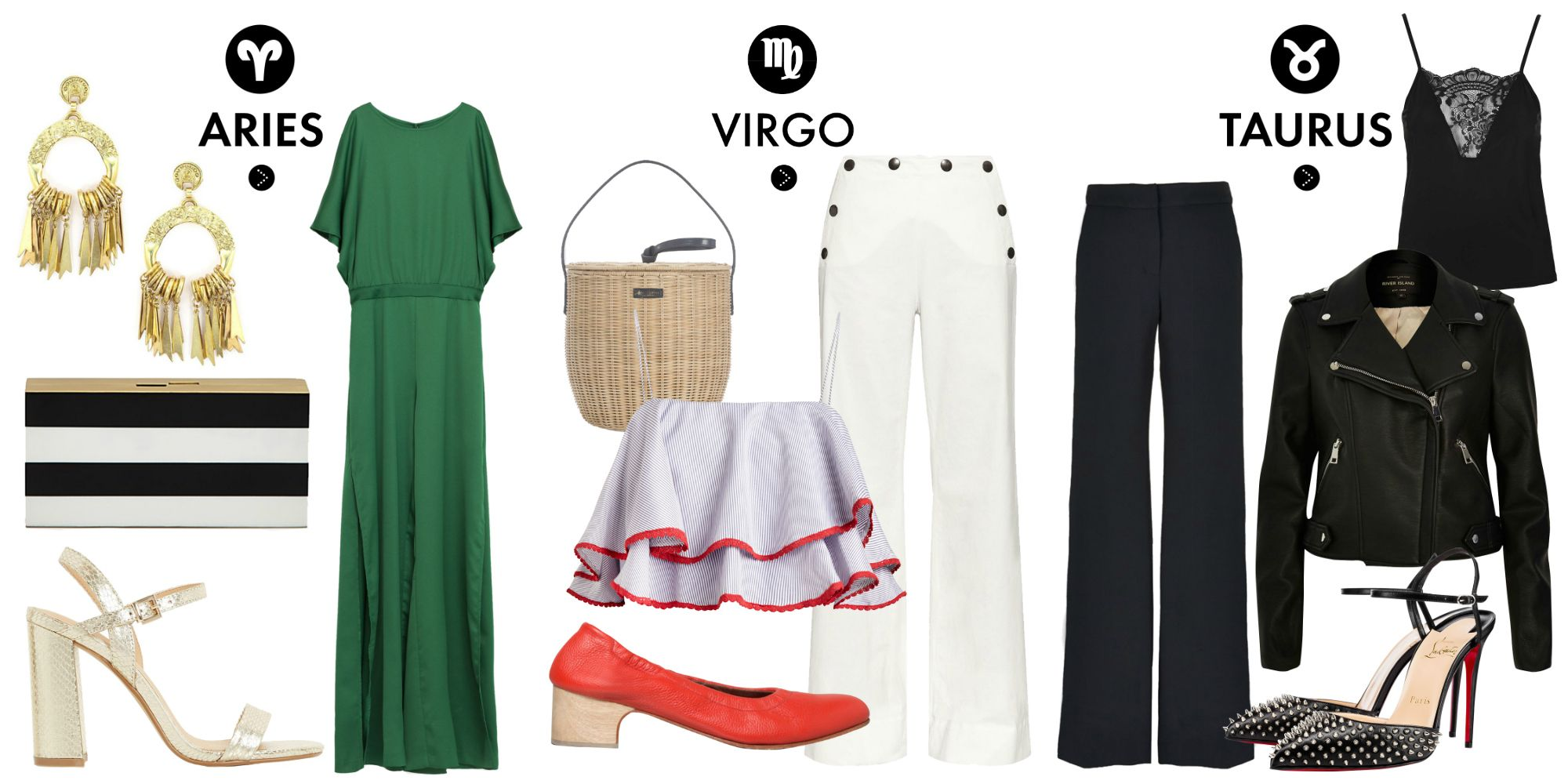 What Every Zodiac Sign Should Wear On A Date - Date Night Outfits
