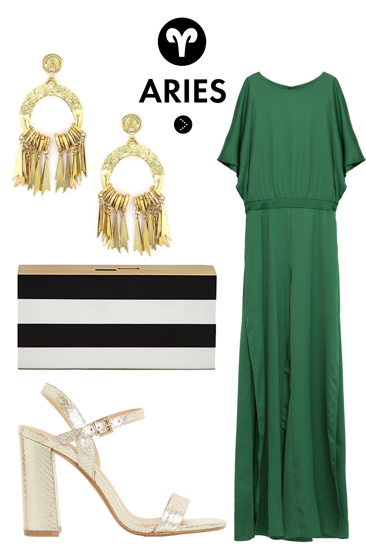 What Every Zodiac Sign Should Wear On A Date , Date Night