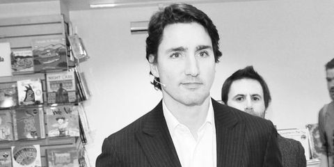 Photos of Hot Prime Minister Justin Trudeau Are the Hottest Way to Celebrate Canada Day