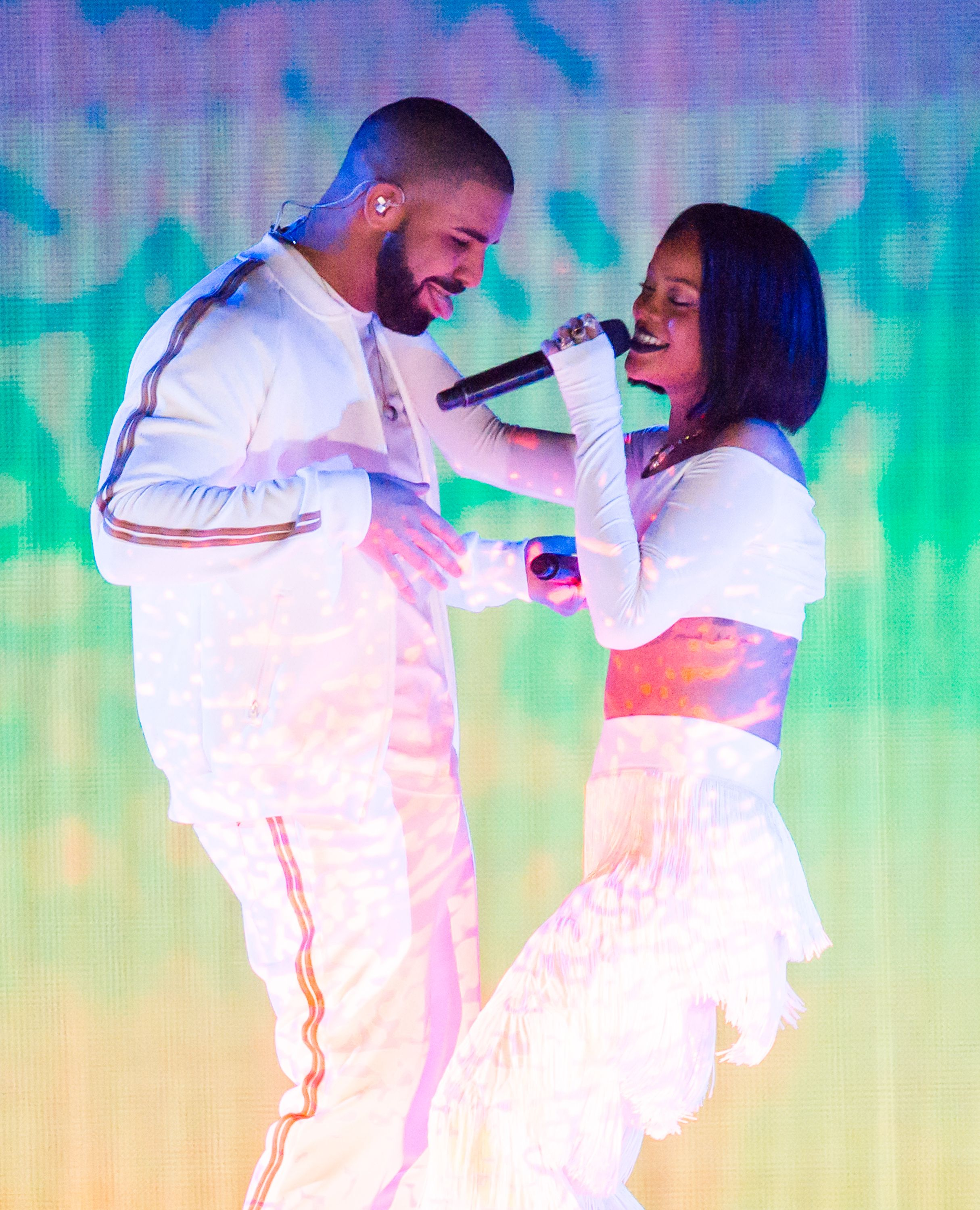 The World Really, Really Wants to Believe Drake Has a Tattoo of Rihanna