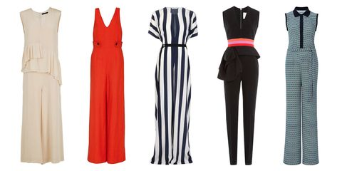 e01fdb9d8a72 12 Cute Jumpsuits to Wear to the Office - Best Jumpsuits for Women ...