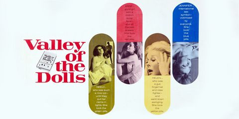 Drugs, Sex, and Glamour: 50 Years of 'Valley of the Dolls'