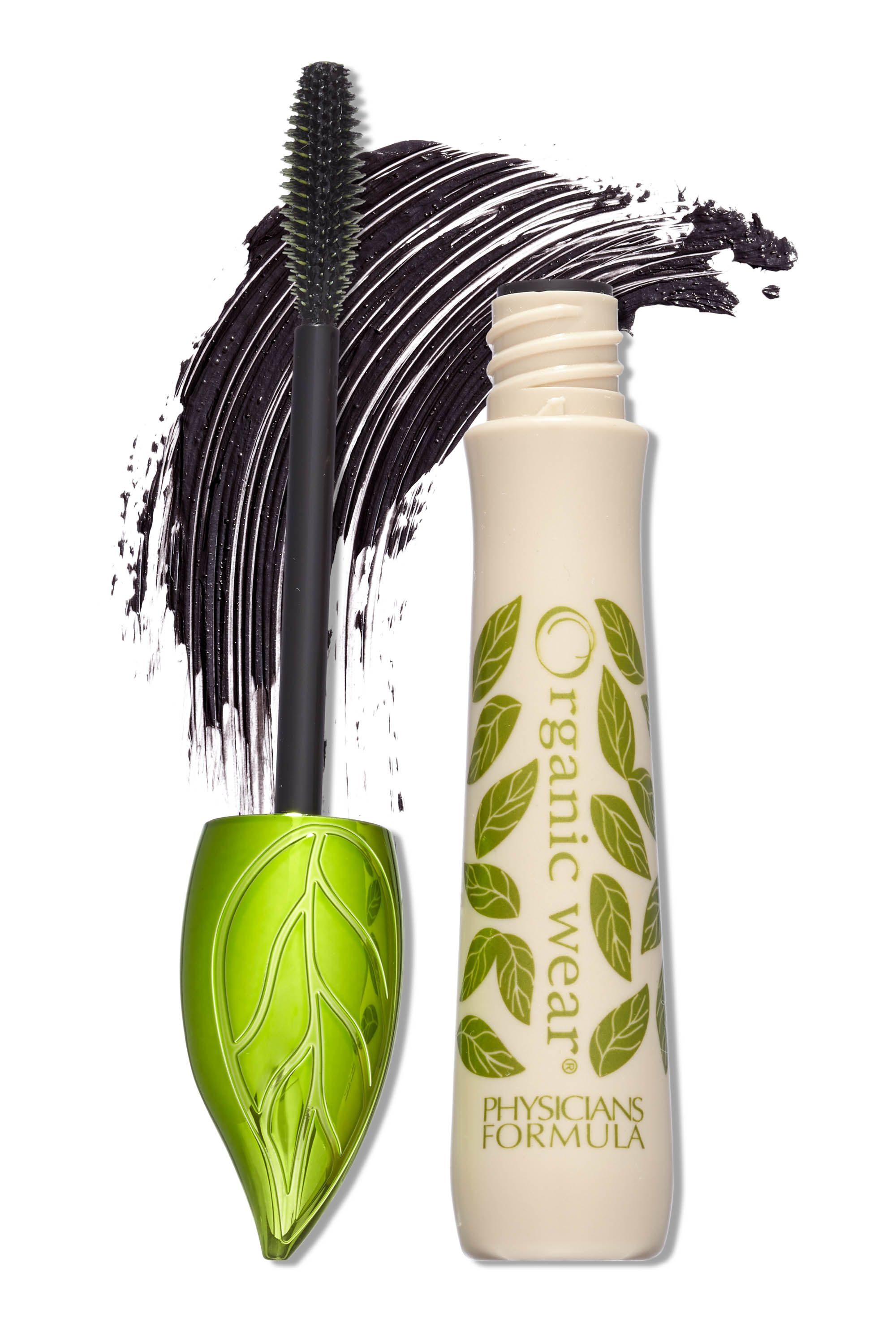 """<p>""""Love. This. Stuff,"""" says dermatologist Mona Gohara, MD, of ultrablack <a href=""""http://www.physiciansformula.com/en-us/productdetail/eyes/mascara/01062.html"""" target=""""_blank"""">Physicians Formula Organic Wear Natural Mascara</a>, with soothing cucumber and aloe. """"Volumizing, lengthening, and hypoallergenic? Music to my eyes.""""</p>"""