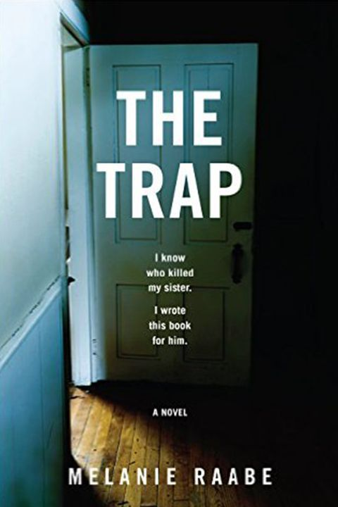 "<p>If you think you know what's going on in this twisty psychological thriller, you're probably wrong. Translated from the original German, this <em>Misery</em><span class=""redactor-invisible-space"">-in-reverse story sees successful novelist Linda Conrads lure a man to her house because she thinks he killed her sister. But is she right? (<a href=""https://www.amazon.com/Trap-Melanie-Raabe/dp/1455592927"">Grand Central Publishing, July 5</a>)</span></p>"