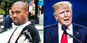 Kanye or Trump?