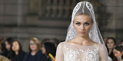 The Best Wedding Gowns From Fall 2016 Couture