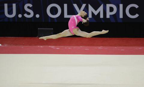 laurie hernandez gymnast