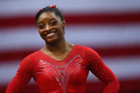 US gymnastics team