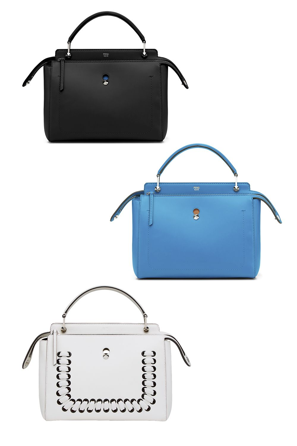 "<p><strong>Designer: </strong>Fendi</p><p><strong>Style: </strong>Dotcom</p><p><strong>Introduced in:  </strong>Resort 2015</p><p><strong>Why <strong>it's worth investing in</strong>: </strong>Fendi is known for creating it-bags. From the infamous Baguette of Carrie Bradshaw fame, to the Spy of the aughties and the Peekaboo of the early 2010s, the Italian house has a knack for launching memorable accessories. Their latest, the Dotcom is noted for its wearable design and simple dot closure.  Unlike its predecessors, it's sleek structure makes it difficult to nail down the decade it belongs to—a true measure of longevity. Created with flexibility in mind, the front is also a detachable clutch meant to be worn in the evening.</p><p><a href=""http://www.fendi.com/us/"" target=""_blank""><i>The Dotcom retails for $2400 for the basic leather version</i></a><i></i></p>"
