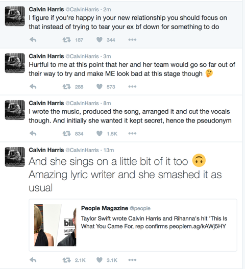 Taylor Swift References In Calvin Harris And Katy Perry S Feels Lyrics Feels Song And Lyrics