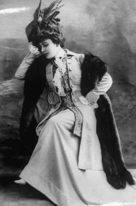 <p>In the mid 1800s, Charles Frederick Worth, the world's first couturier, also became the first designer to use live models instead of mannequins to market his clothing. (So basically, without Charles, there would've been no Naomi, Cindy, Kate. Thanks Charles!)</p>