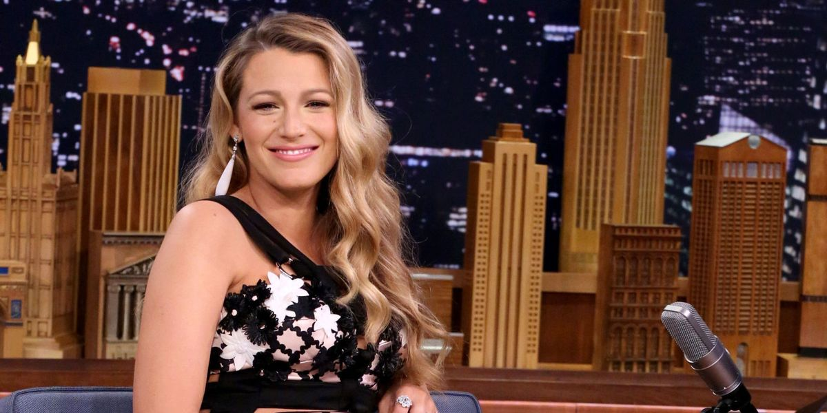 Blake Lively Talks About Her Second Pregnancy and How Daughter James Is Taking It