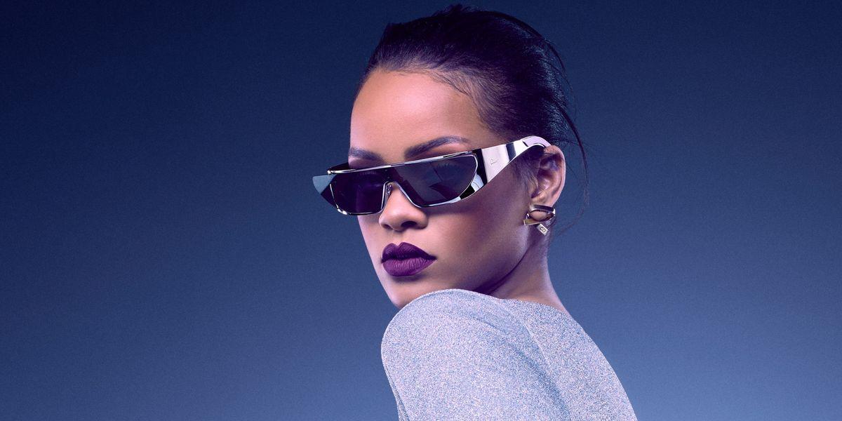 ba523830a9b6 Rihanna Tells Us About Her Design Process