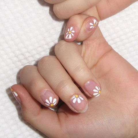 Best Nail Art For Short Nails 15 Short Nail Art Designs