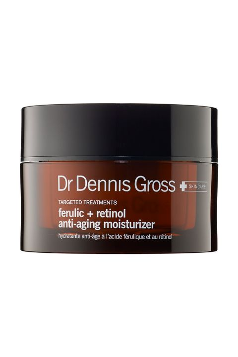 "<p>I'm obsessed with every Dr. Dennis Gross skincare product that I've ever tried and this wrinkle cream is no exception. For those who have no idea where to start when it comes to anti-agers, this moisturizer is your new best friend. —Nikki Ogunnaike, Senior Fashion Editor</p><p><i>Dr. Dennis Gross Skincare Ferulic + Retinol Anti-Aging Moisturizer, $72; <a href=""http://m.sephora.com/product/P384536"" target=""_blank"">sephora.com</a></i></p>"
