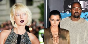 taylor swift responds to kim kardashian
