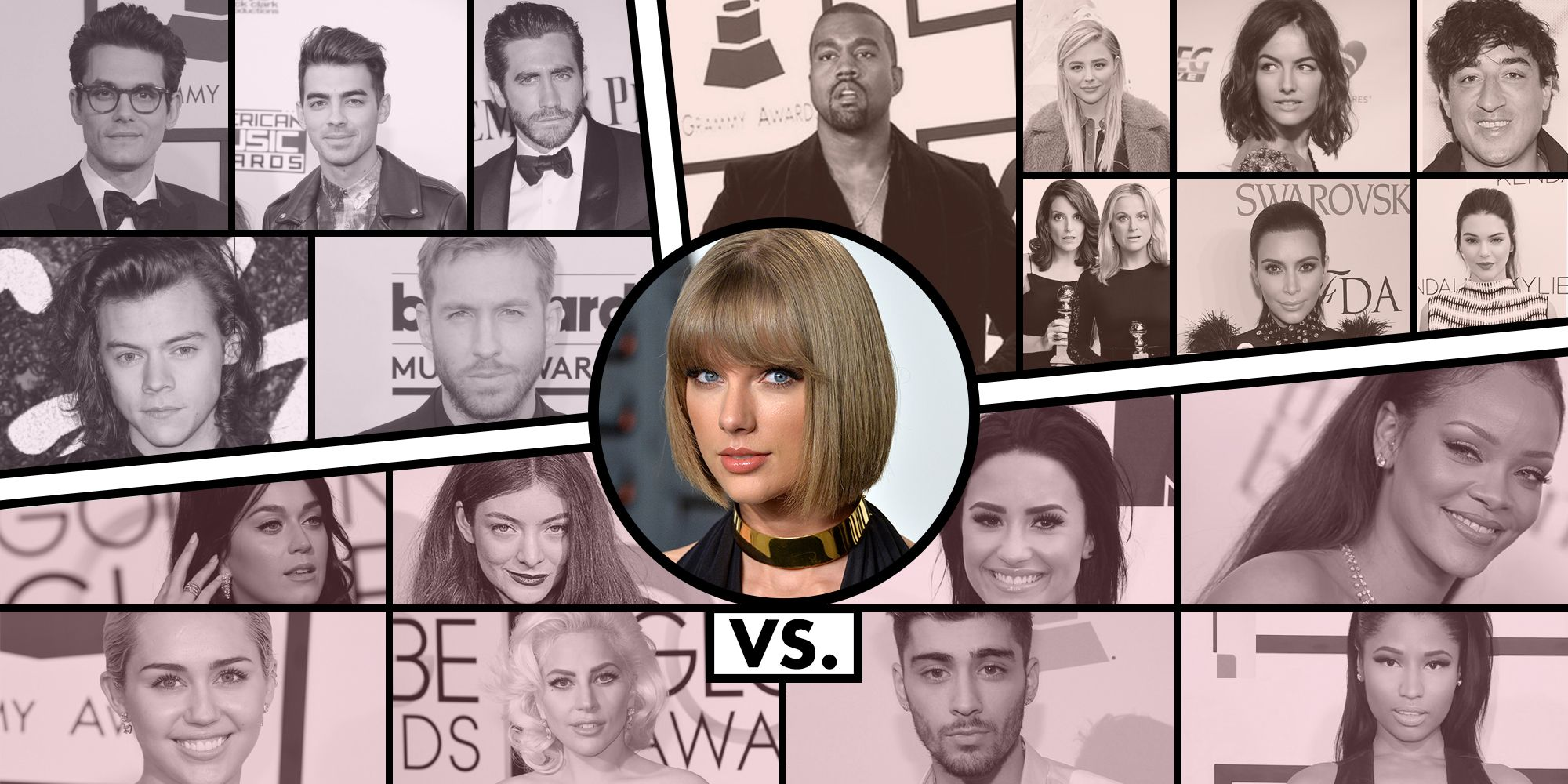 Taylor Swift S Feuds People Who Have Had Drama With Taylor Swift