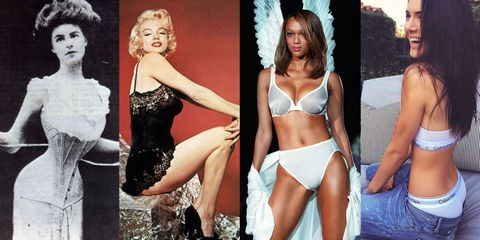 464ab18c2a0 The Evolution of Lingerie - Lingerie and Underwear Trends Through ...