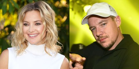 Kate Hudson Is Dating Diplo These Days
