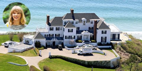 10 Surprising Facts About Taylor Swift's Rhode Island Mansion