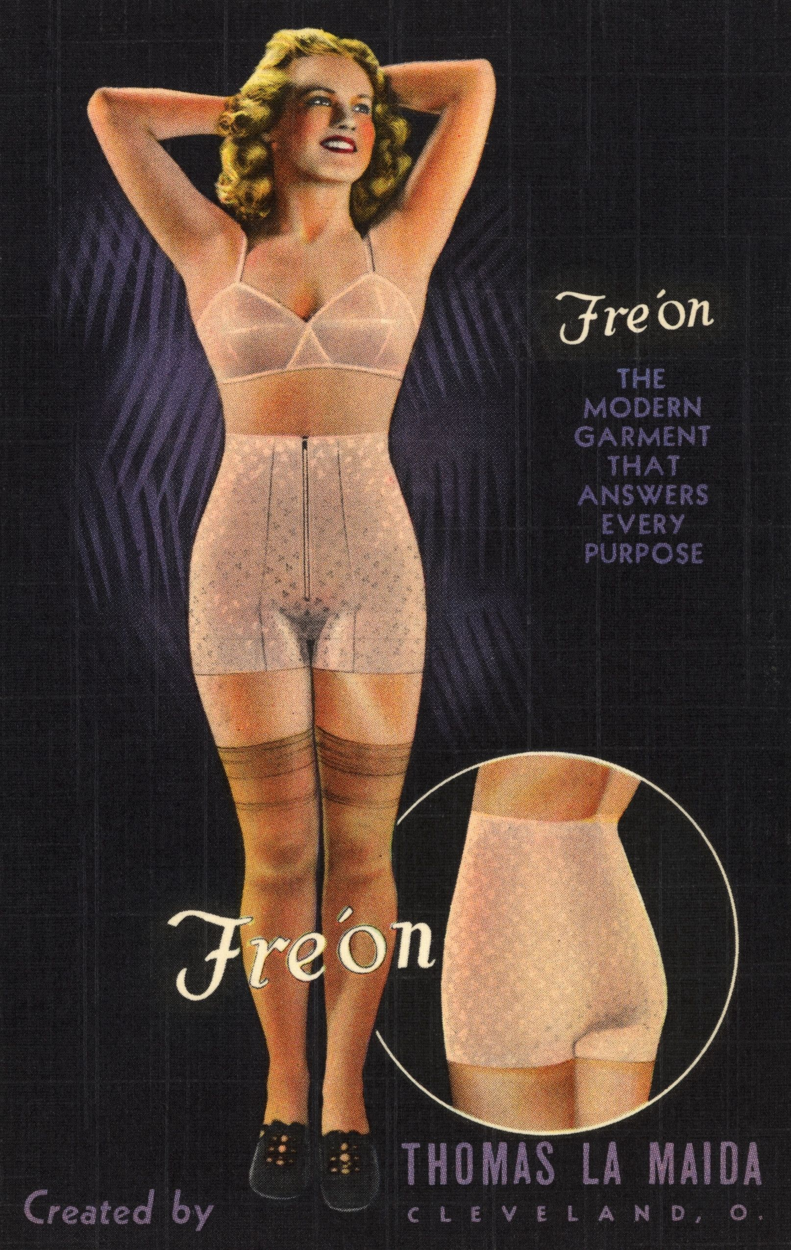 98547cd1569 The Evolution of Lingerie - Lingerie and Underwear Trends Through the Years