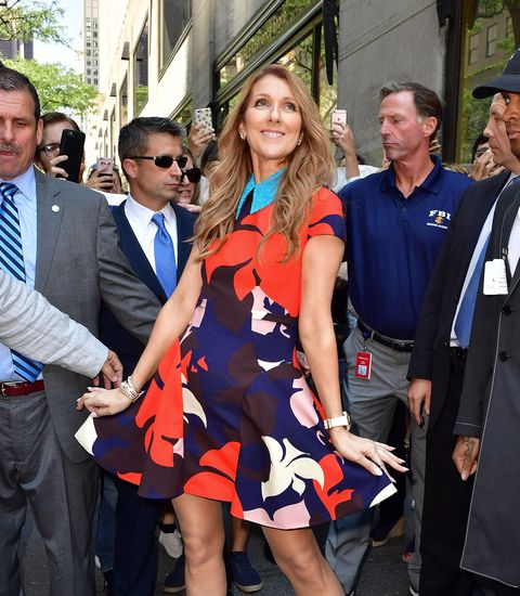 Celine Dion Just Had the Most Epic Style Day