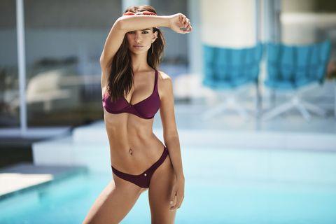 5b77f9820e302 Emily Ratajkowski Bikini Selfie - Emily Ratajkowski Interview
