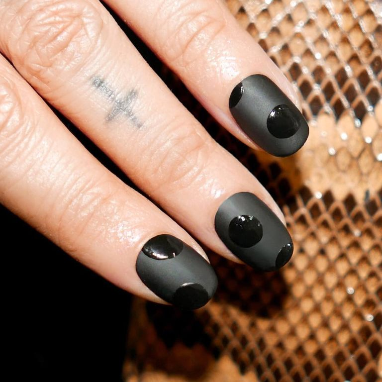 17 Cute Looks for Matte Nails - Best Matte Nail Polish Designs