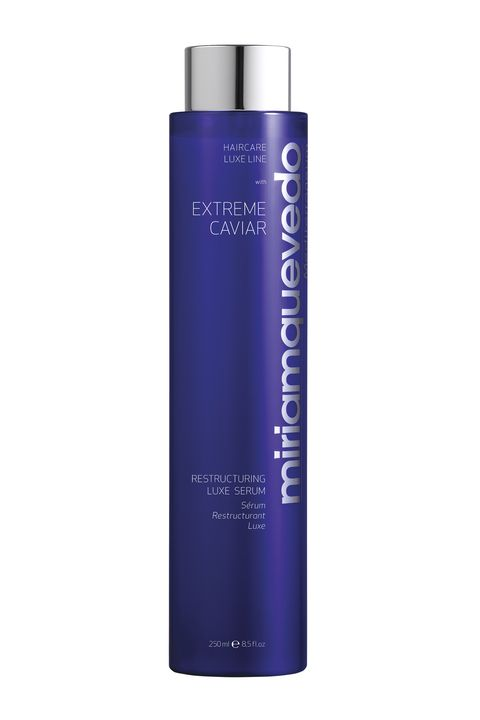 """<p><strong>Recommended by Palo Alto's Space NK:  </strong>Silicon Valley loves the sleek finish of this ultra-reparative formula (especially great for chemically treated hair). </p><p><em><br></em></p><p><em>$55, <a href=""""http://www.spacenk.com/us/en_US/brands/m/miriam-quevedo/extreme-caviar-restructuring-luxe-serum-US300024942.html?cm_mmc=Google+US-_-F3D+-+US