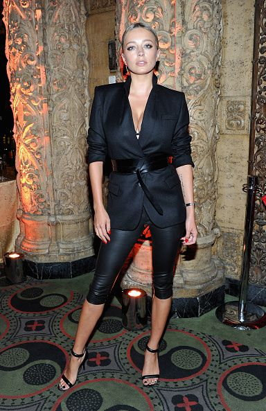 <p>At the Marc Jacobs Celebrates Divine Decadence event on July 21, 2016. </p>