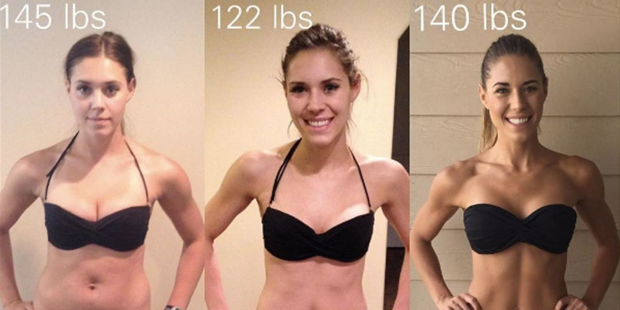 This Instagram Fitness Star Just Shattered Everything You Believe About Your Weight