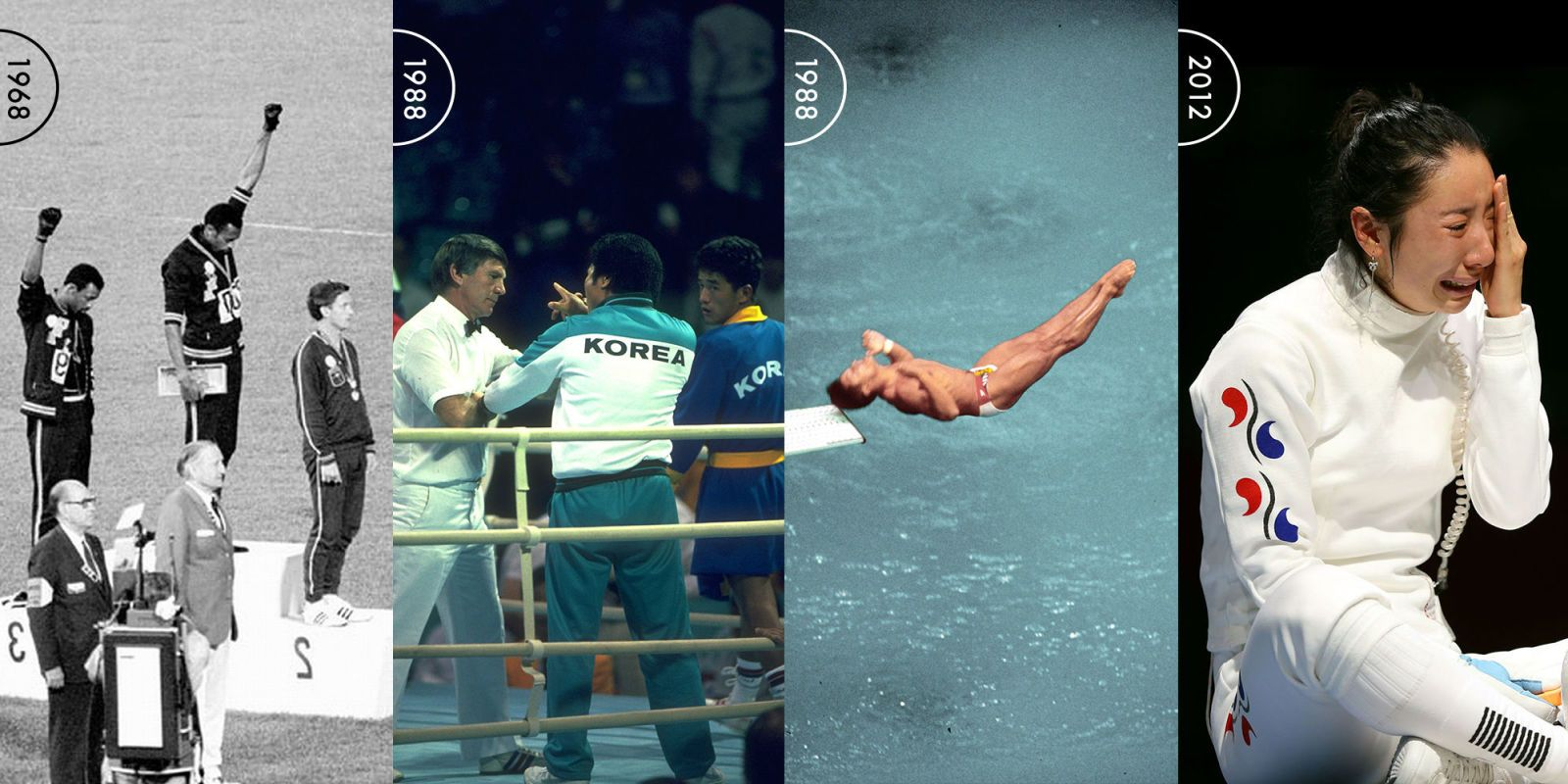 32 of the Most Scandalous, Controversial, and Memorable Moments in Summer Olympic History