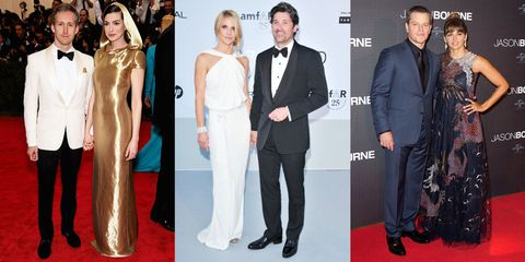 25 Celebrities who Married Chic Normals