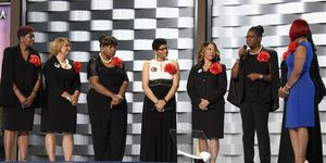 Mothers of the Movement at the DNC