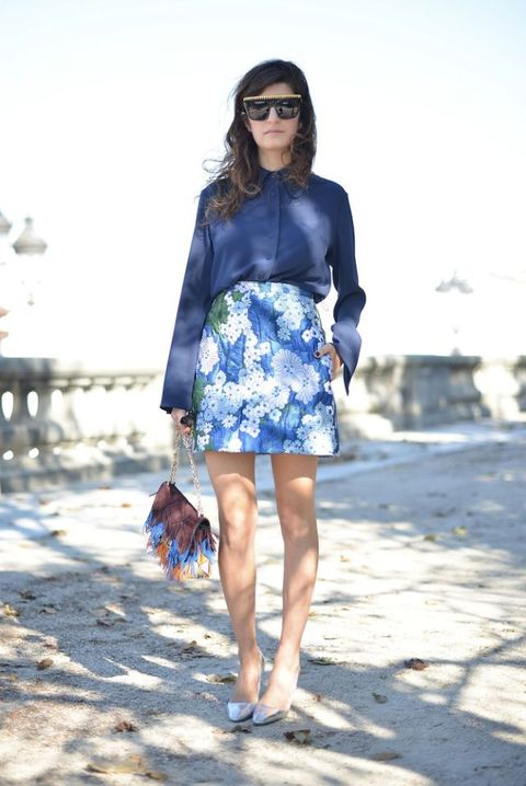 How To Dress In A Heatwave - street style inspiration   ELLE UK