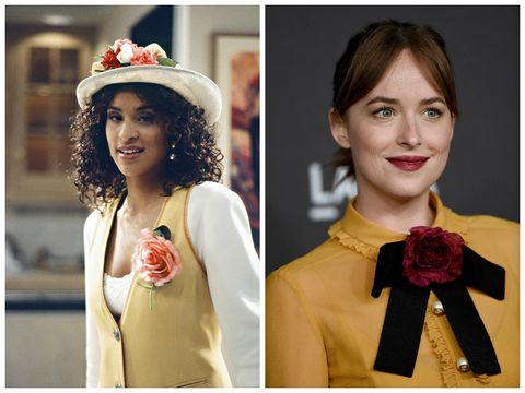 <p>Remember these? You can thank Gucci's Alessandro Michele for bringing them back into the fold. They're the antithesis of the flower crown. </p>