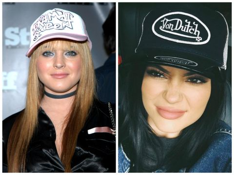 <p>Honestly, we're a bit blindsided by this one. Then again, Kylie Jenner probably has the power to raise cadavers from the dead, so we're just going to go with it, especially if we get to wear ones that say 'Drama Queen'. </p>