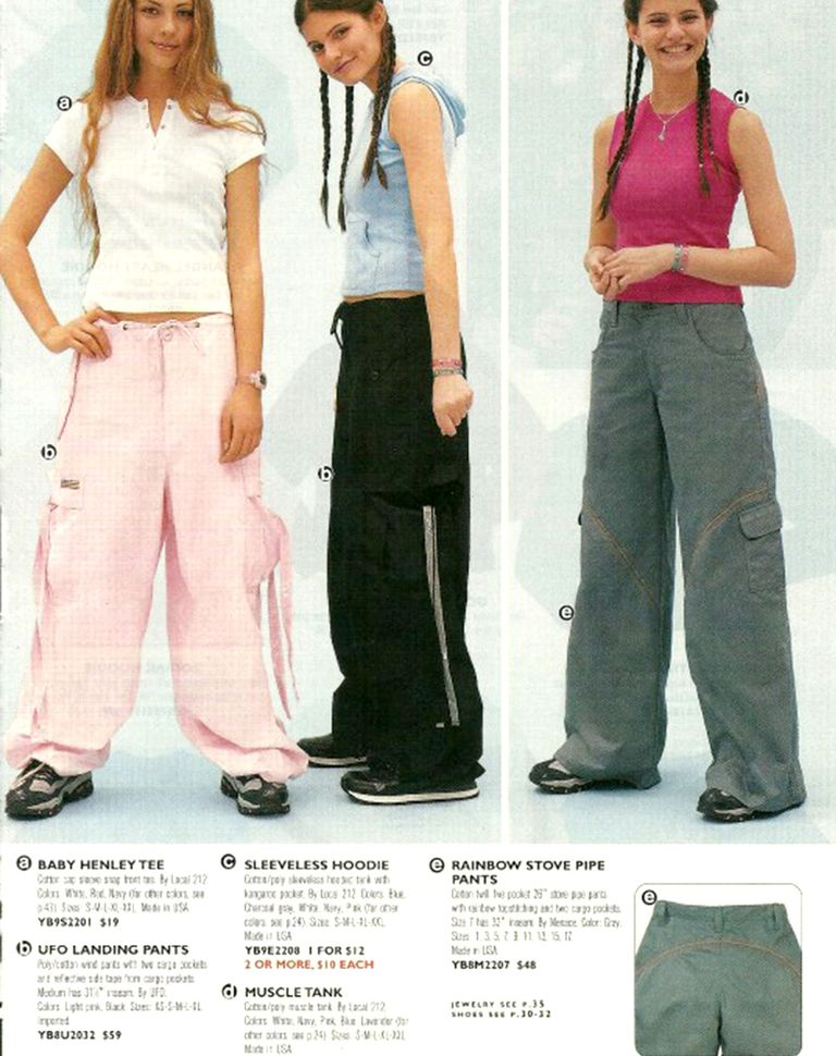 17 '90s Fashion Brands You Probably Forgot - The Best of ...