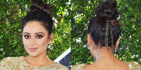 Hair, Head, Ear, Hairstyle, Skin, Forehead, Eyebrow, Hair accessory, Eyelash, Style,