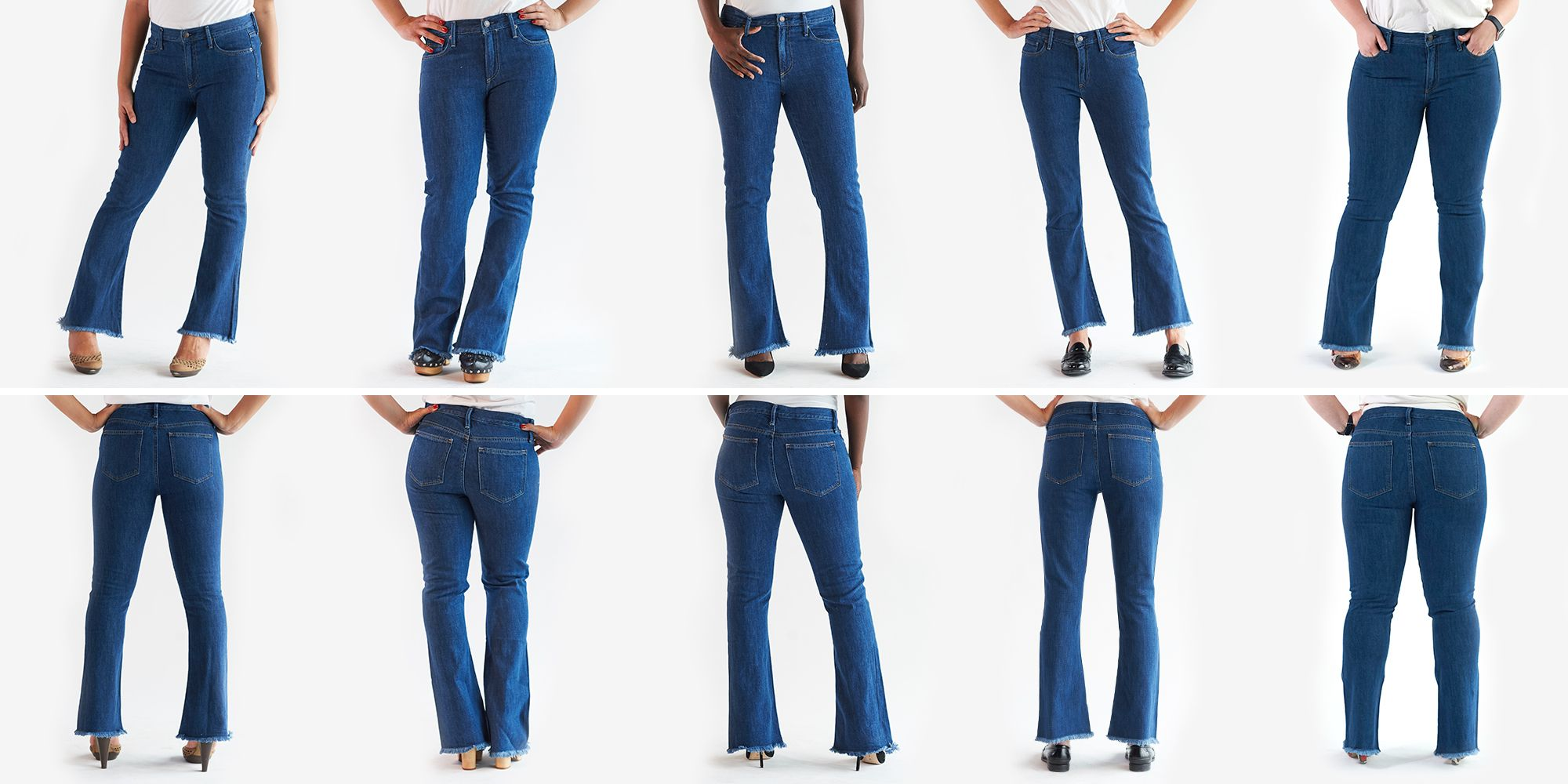 e3430d1dea84 10 Best Types of Jeans for Women – Flattering Denim Styles for All ...