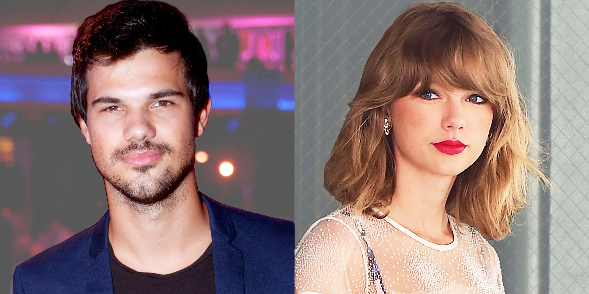 Taylor Lautner On Dating Taylor Swift Lea Michele Asks Taylor Lautner About Ex Girlfriend Taylor Swift