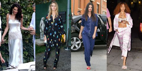 celebrities in pjs publicly celebrities wearing pjs and nightgowns out