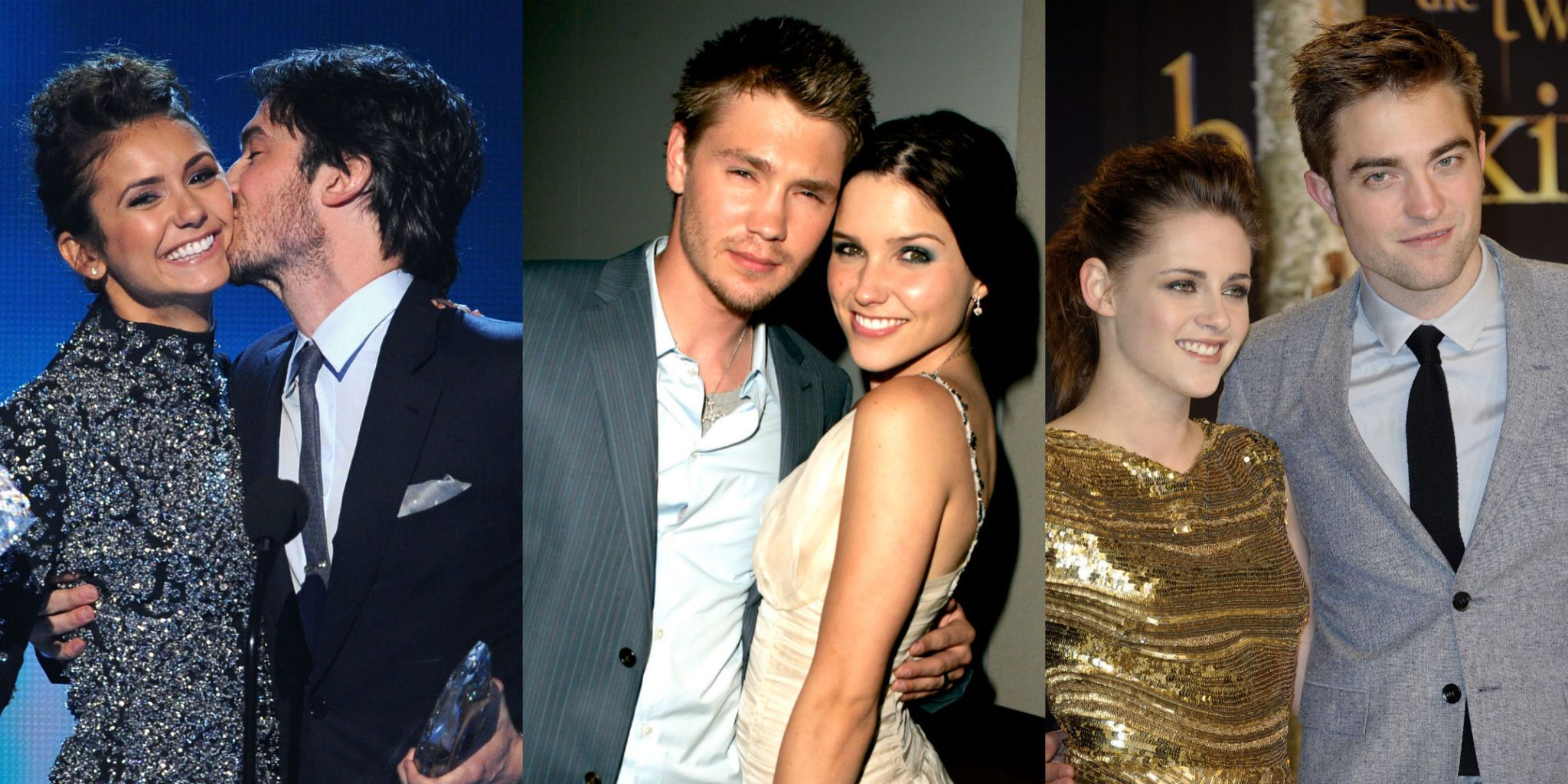 Hollywood couples who have dated but not had sex