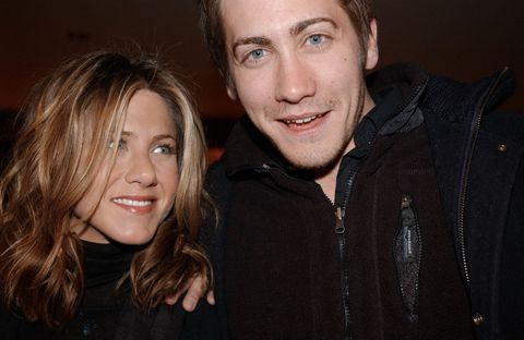 Jennifer Aniston and Jake Gyllenhaal