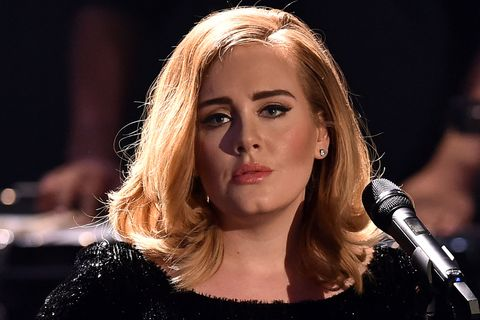 Adele Gave Up Pizza to Be a Better Singer
