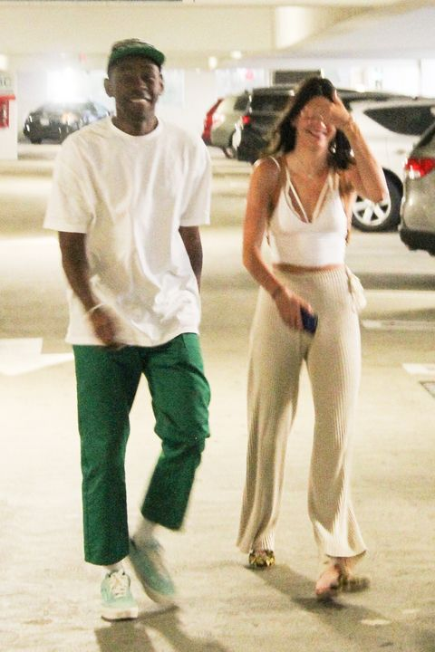 Kendall Jenner Shuts Down Tyler The Creator Dating Rumor