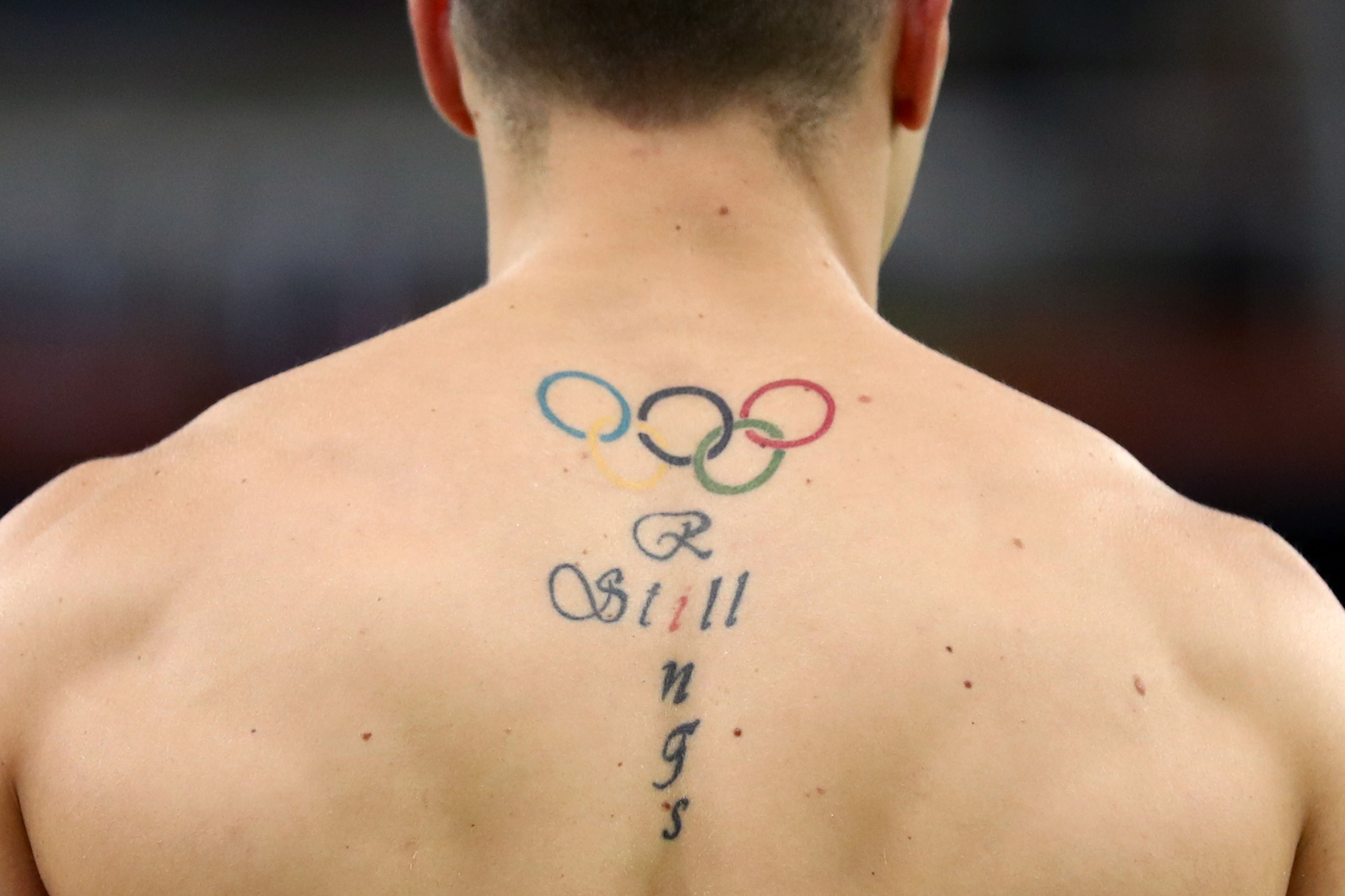 25 Athletes With Olympics Tattoos Olympic Rings Tattoo
