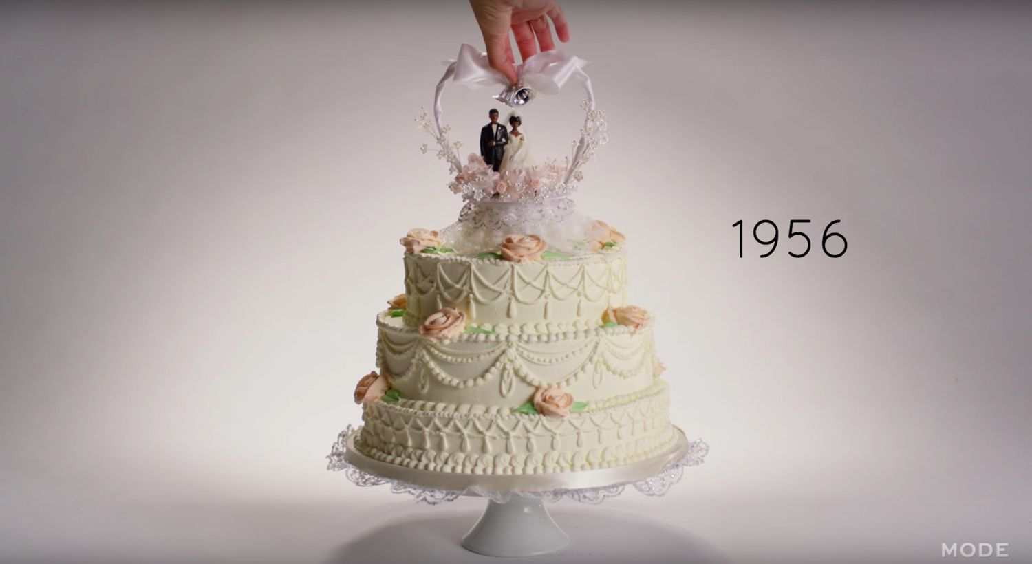 100 Years of Wedding Cakes - Wedding Cake Decorating Trends Over the ...